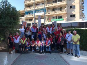 05-15 Ekim 2019 Kıbrıs gezimizi 41 üyemizle tamamladık.